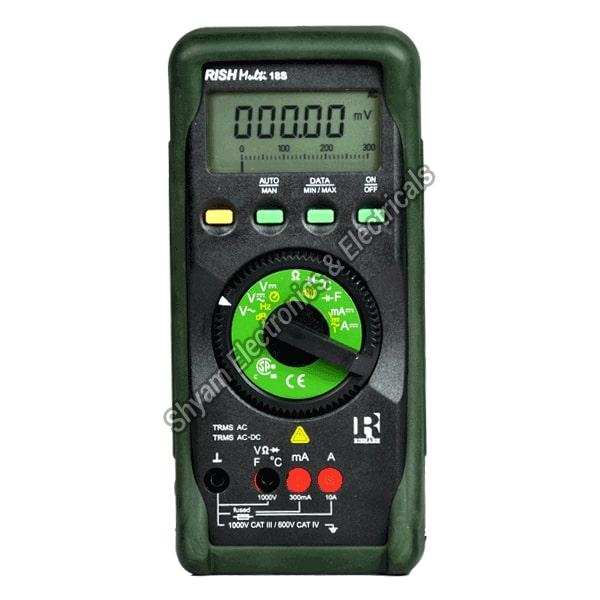 Multi 18S Digital Multimeter