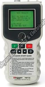 TTR25-1 Hand-Held Transformer Turns Ratio Tester