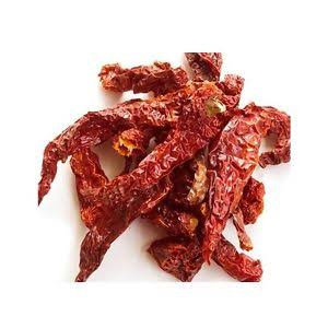 Dried Kashmiri Red Chilli