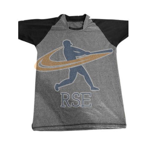 Mens Sports Cotton T-Shirt