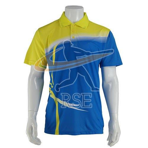 Mens Sublimation Sports T-Shirt