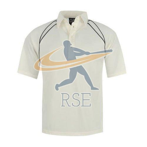 Polyester Cricket T-Shirt