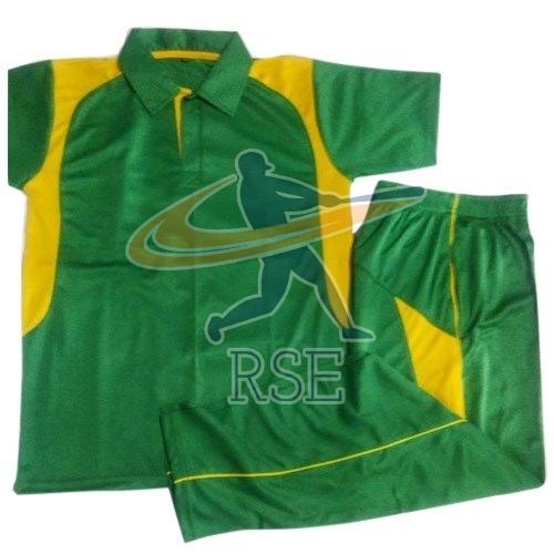 Polyester Cricket Uniform