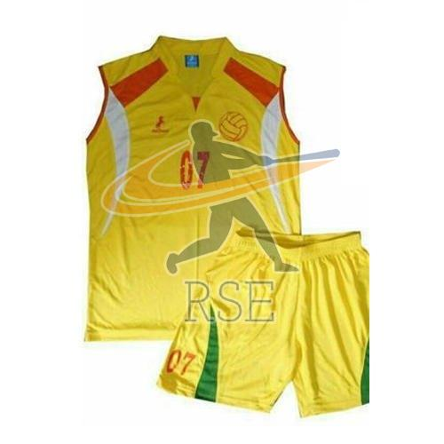 Sleeveless Kabaddi Uniform
