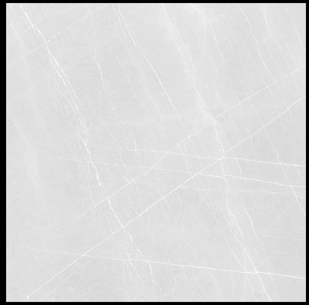 1200X1200mm French Silver Glossy Series Vitrified Slabs