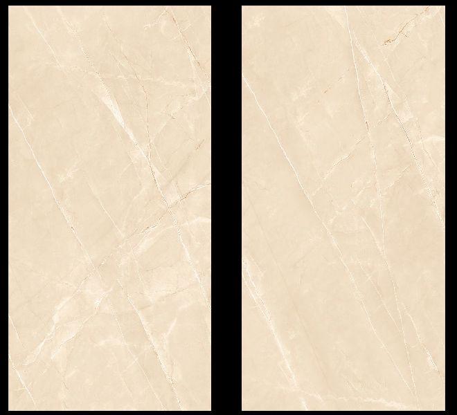 900X1800mm Armano Beige Glossy Series Vitrified Slabs