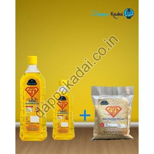 Groundnut Oil Combo Pack