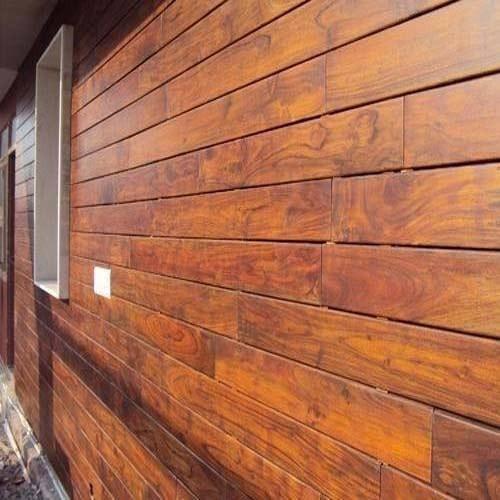 Exterior Wood Cladding