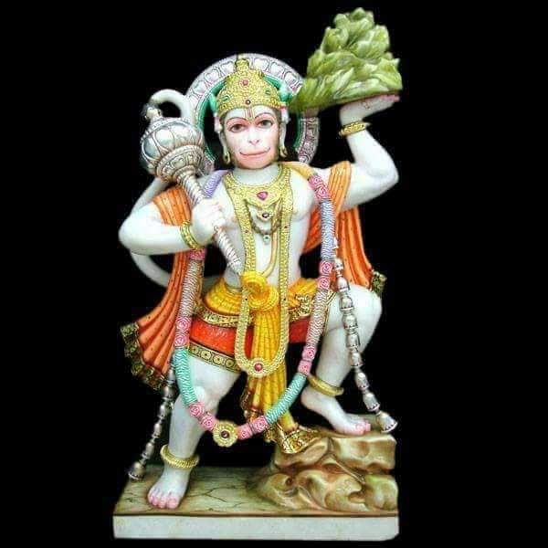Marble Hanuman Statue Manufacturer Supplier In Jaipur India