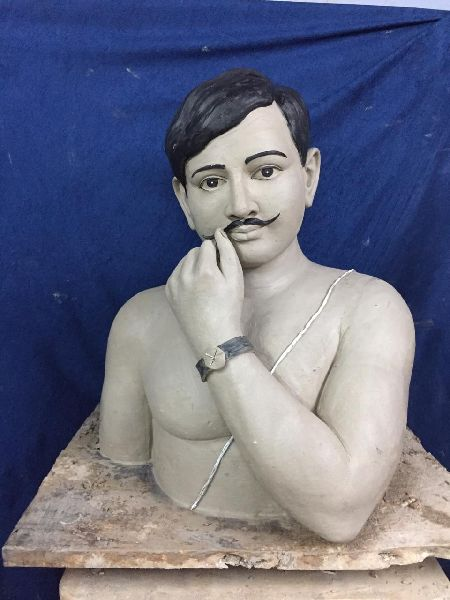 Chandra Shekhar Azad Statue