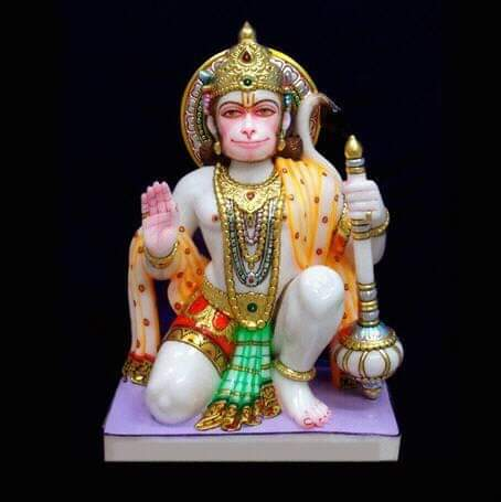 Marble Hanuman Statue Manufacturer Supplier In Jaipur India
