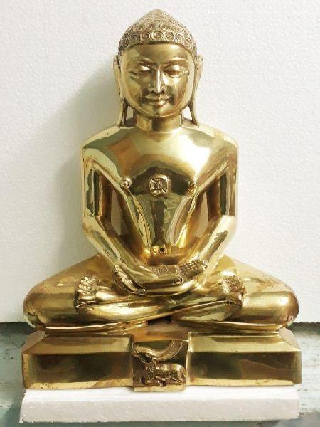 Metal Buddha Statue
