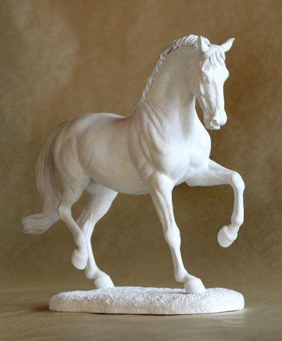 White Horse Statue