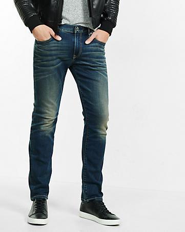 Mens Slim Fit Jeans