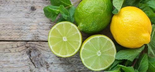 Fresh Natural Lemon