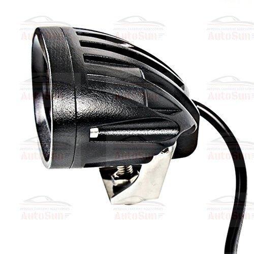 2 LED Bike Headlight