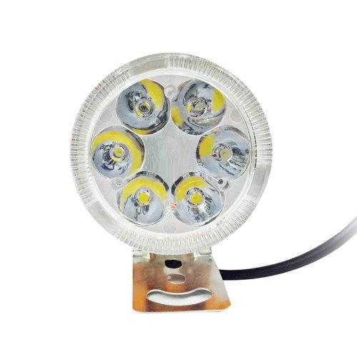 6 LED Multi Colour Bike Lights