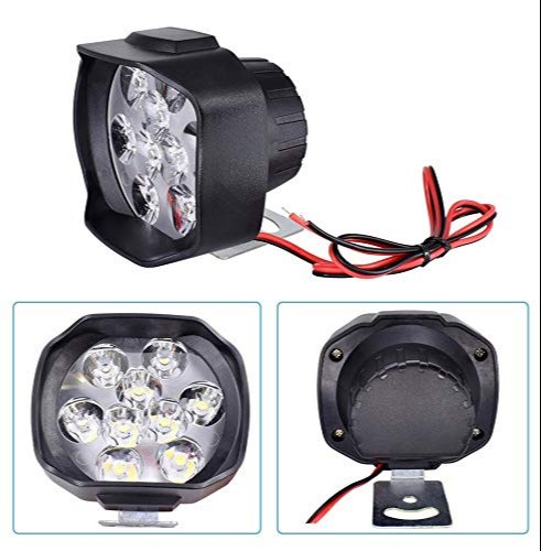 9 LED Bike Selon Headlight