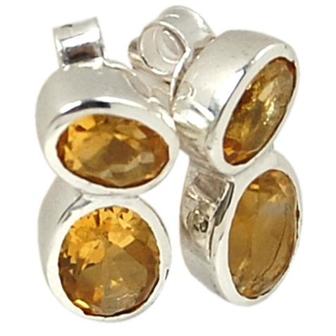 SSED01 Sterling Silver Earrings