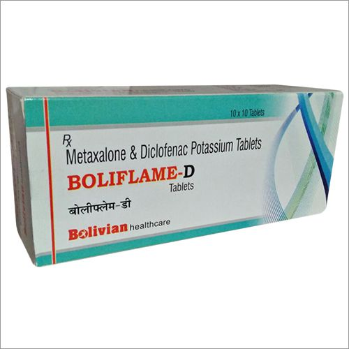 Boliflame-D Tablets