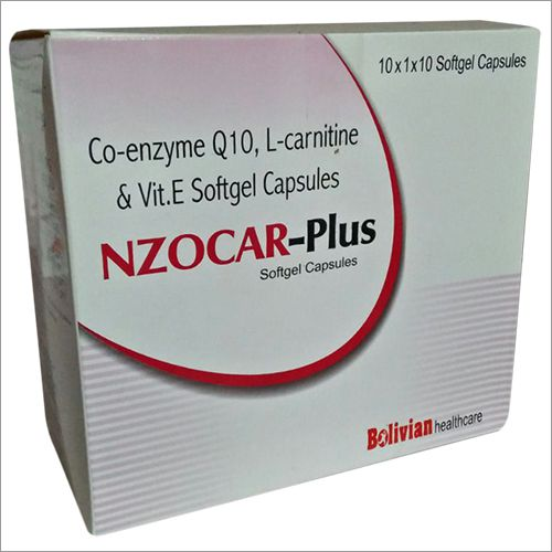 Nzocar-Plus Softgel Capsules