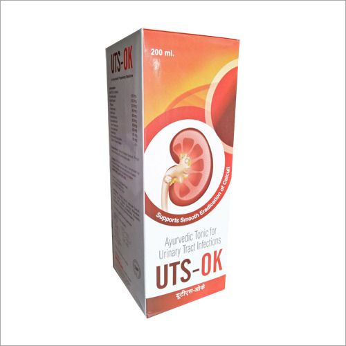 UTS-OK Syrup