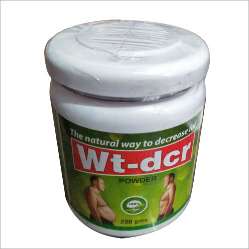 WT-DCR Powder