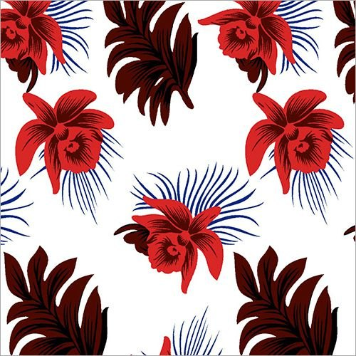 Polyester Digital Printed Fabric
