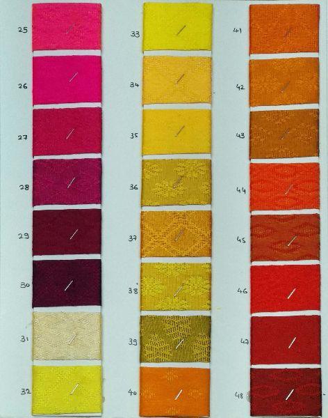 Polyester Self Design Fabric