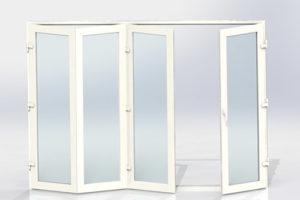 UPVC Slide and Fold Door