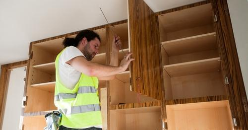 Wardrobe Installation Service