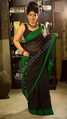 Casual Khadi Cotton Saree