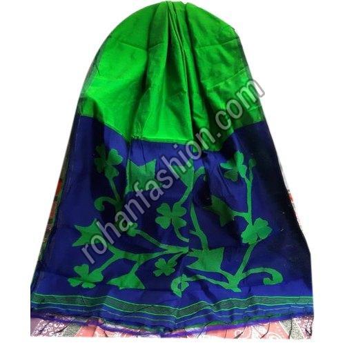 Casual Silk Cotton Saree