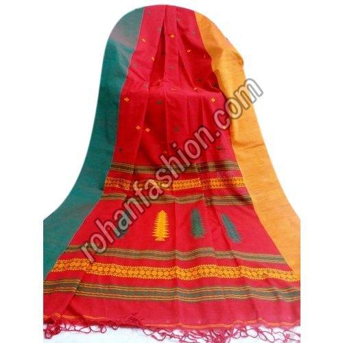 Fancy Khadi Cotton Saree