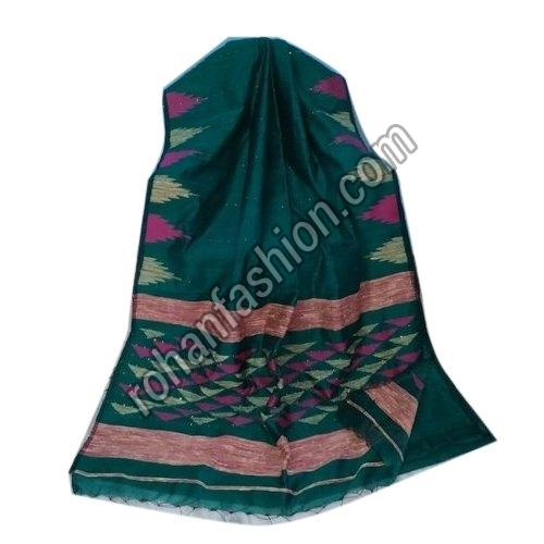 Jamdani Silk Cotton Saree