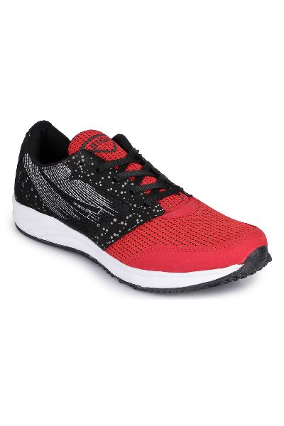 Black & Red Sports Shoes