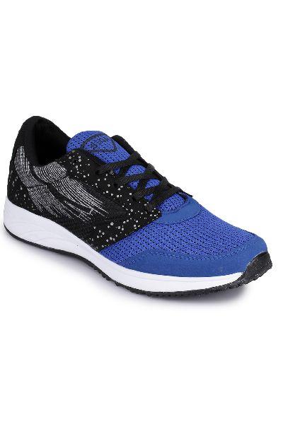 Blue & Black Sports Shoes