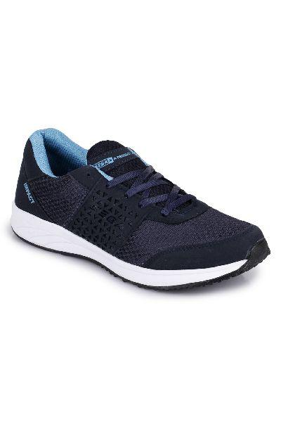 Sky Blue & Purple Sports Shoes