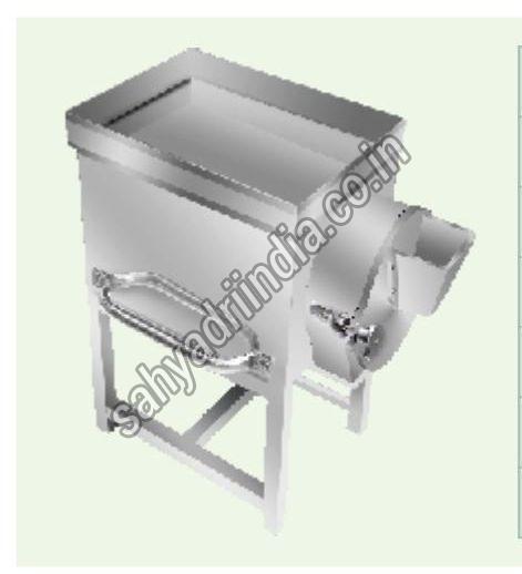 Dry Fruit Chips & Powder Making Machine
