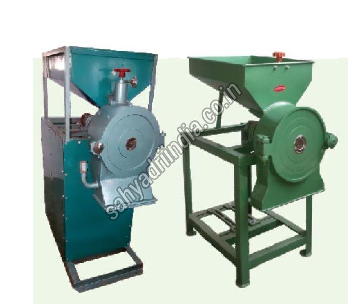 Mild Steel Pulveriser