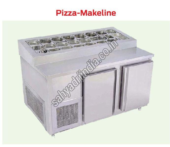 Pizza Makeline