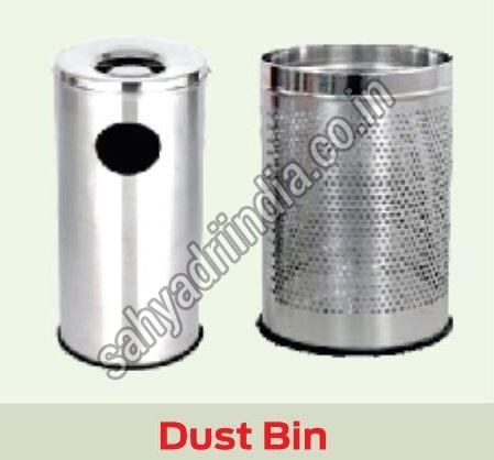 Stainless Steel Dustbin