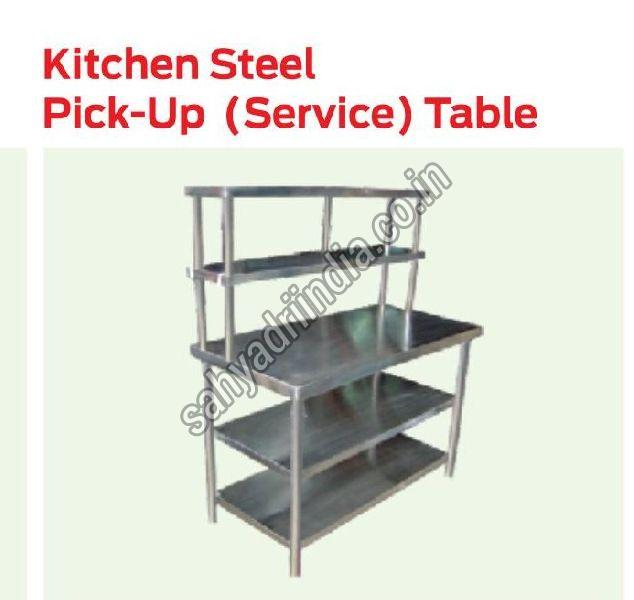 Stainless Steel Pickup Table