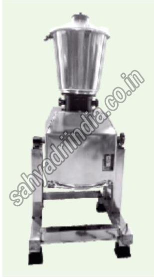 Tilting Model Heavy Duty Mixer Machine