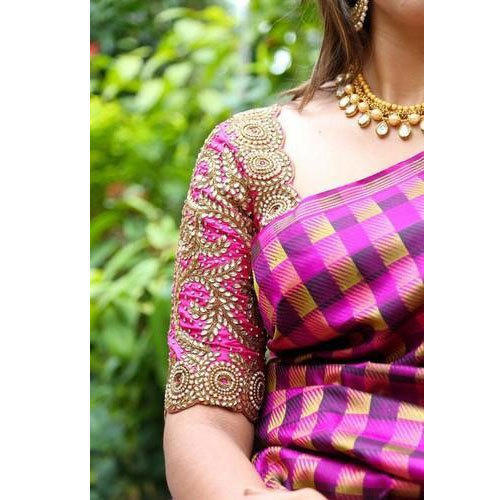 Bridal Embroidered Blouse