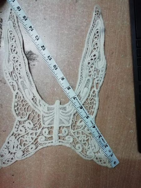 Embroidery GPO Lace