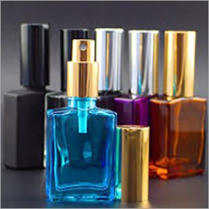 Coated Perfume Glass Bottle
