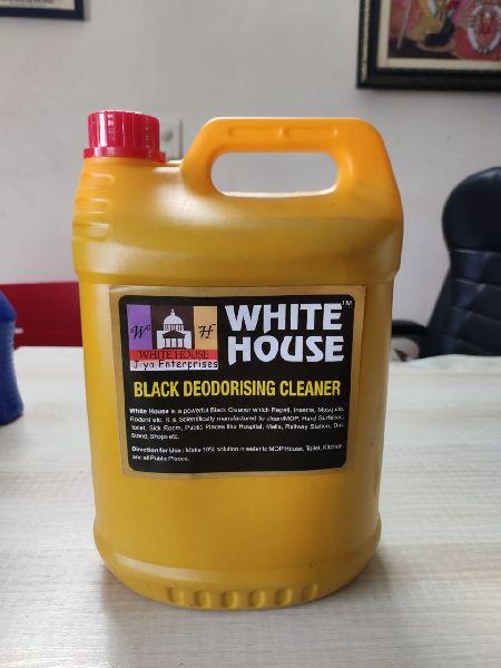 Black Deodorising Cleaner (5LTR)