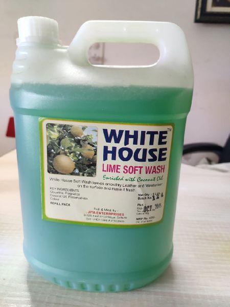 Lime Hand Wash Liquid(5LTR)