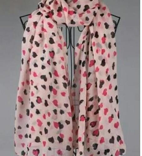 Ladies Casual Cotton Scarf